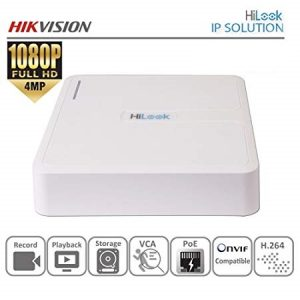 ان وی آر 8 کانال Hilook NVR-108-B