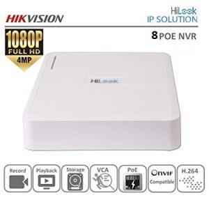 ان وی آر 8 کانال Hilook NVR-108-B/8P